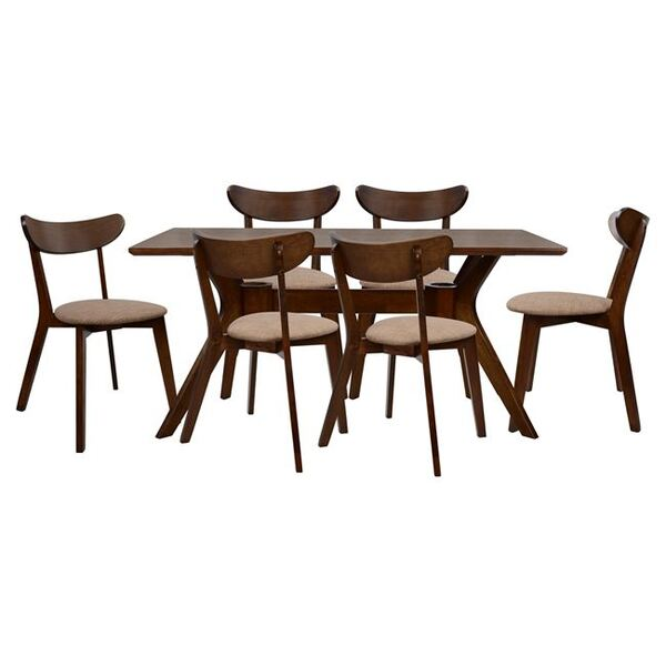 Комплект Маса с 6 Стола Валерия