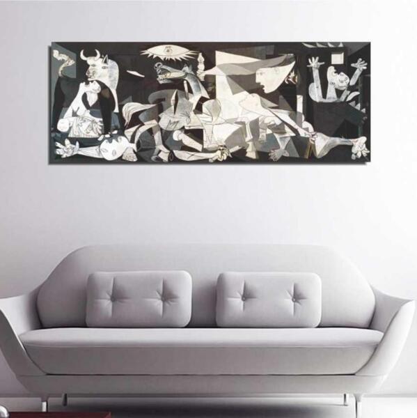 Картина PICASSO GUERNICA 80x30