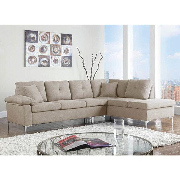 Ъглов диван Софи в 2 цвята