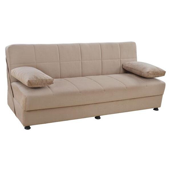 Разтегателен триместен диван Медея в бежово