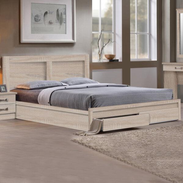 Двойно легло Капри 150Х200 в 2 цвята