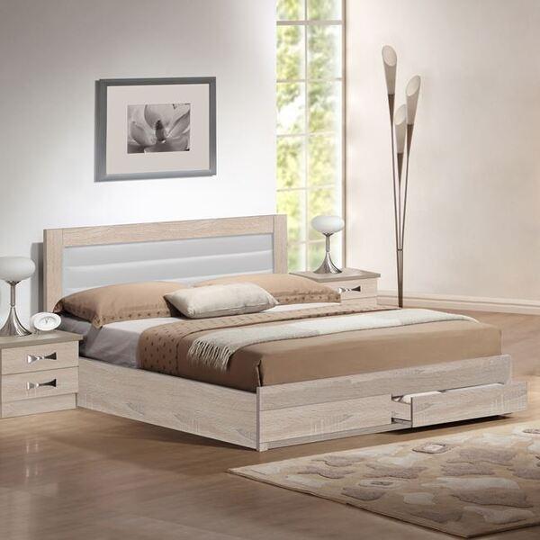 Двойно легло Джесика 150Х200