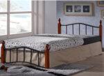 Метално легло Люси в 2 размера