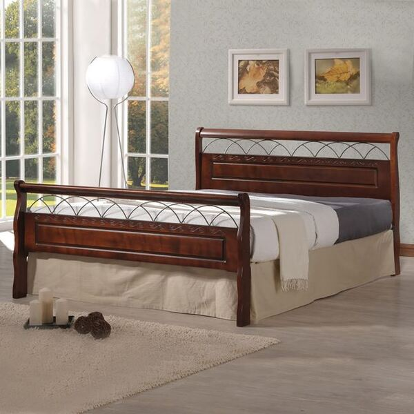 Спално легло Беатрис 150Х200