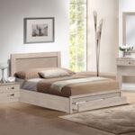 Единично легло Мелaни 90x190 в 3 цвята