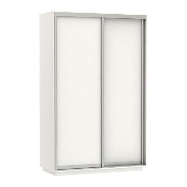 Двукрилен гардероб Лукас в 3 цвята
