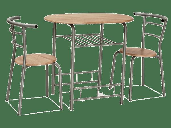 Комплект маса с 2 стола Габо