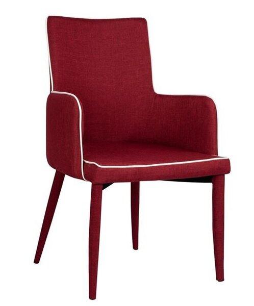 Трапезен стол Моли в бордо