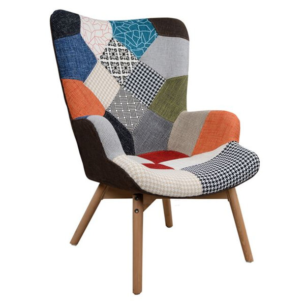 Цветно кресло Рубин