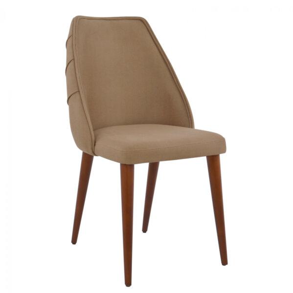 Тапициран трапезен стол Фион