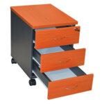 Офис шкаф Про в 3 цвята