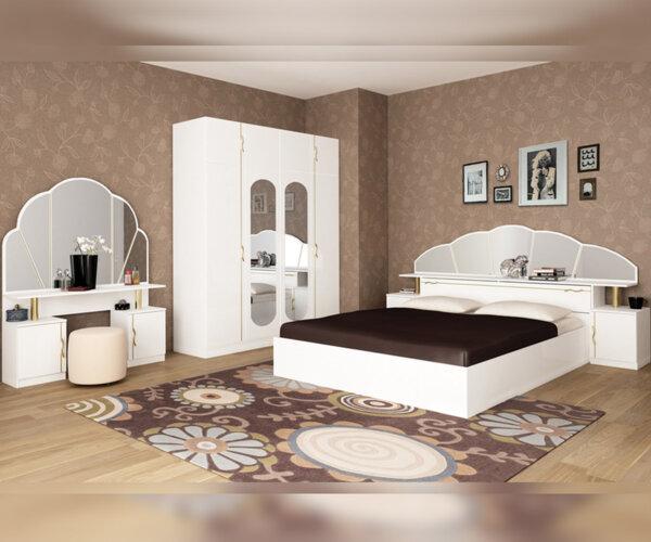 Спален комплект Гала 4 160X200