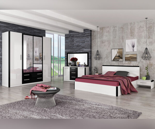 Спален комплект Дорадо 160X200 в 2 цвята