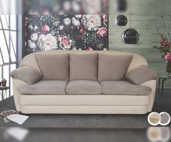 Триместен диван Монако с функция сън