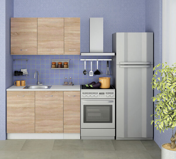 Модулна кухня Алис 5