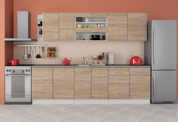 Модулна кухня Алис 6