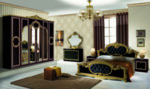 Спален комплект Бароко 160x200 в 2 цвята