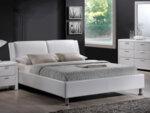 Спалня Мито бяло - хром