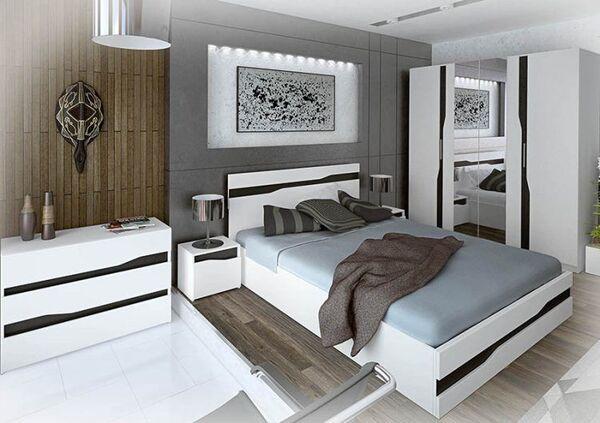 Спален комплект Алекс 160X200 в два цвята