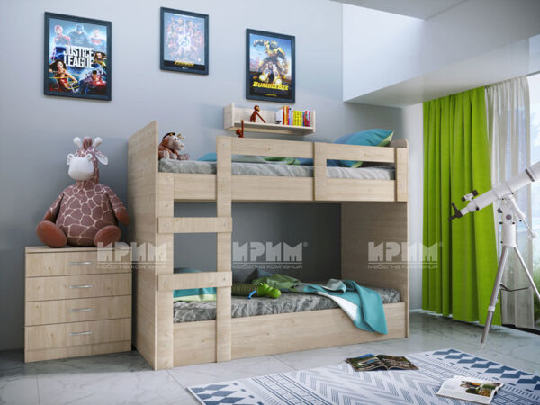 Детски комплект Сити 5015 90X200