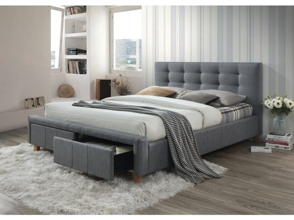 Тапицирана спалня Аскот 160X200