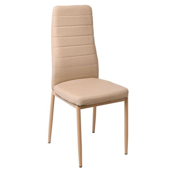 Трапезен стол Джета 2 дамаска в 3 цвята