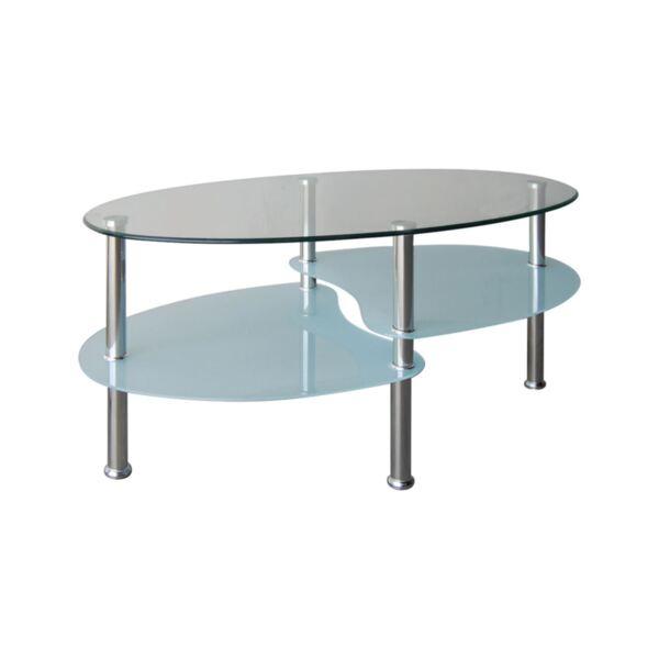 Холна маса от стъкло Корсика