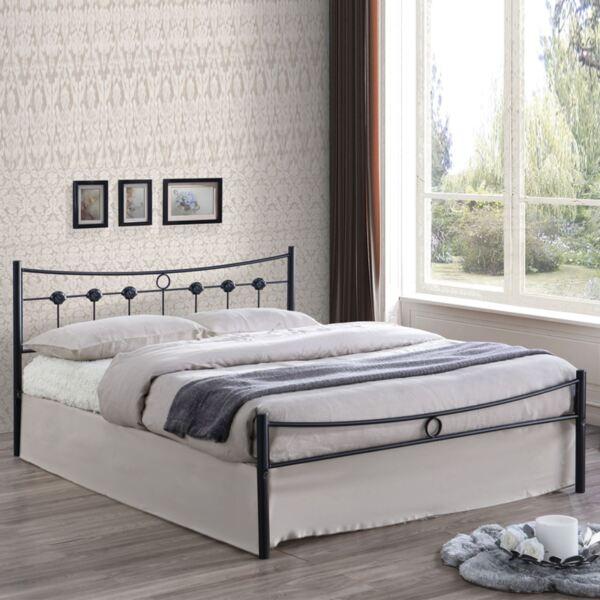 Метална спалня Фатик 150x200