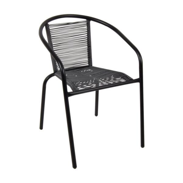 Ратанов градински стол Фънки