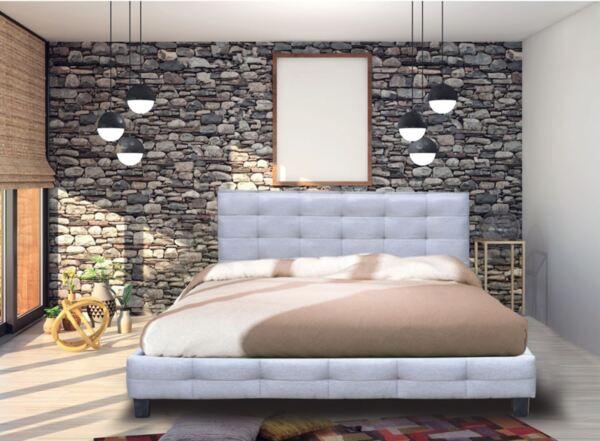 Тапицирана спалня Фидел 180x200