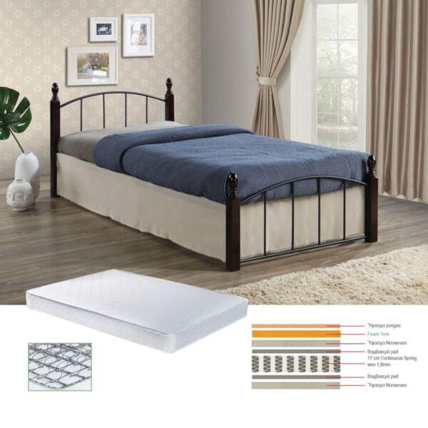 Единично легло Арагон в 2 размера с включен матрак