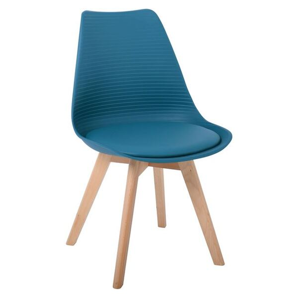 Трапезен стол Мартин - оребрен