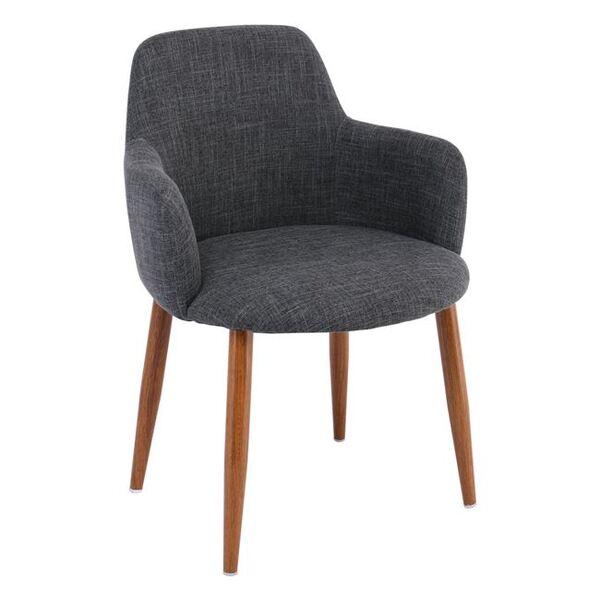 Трапезно кресло Соул в 4 цвята