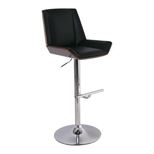 Бар стол Нюмън с регулиране на височина