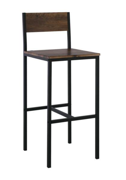 Метален бар стол Стаб