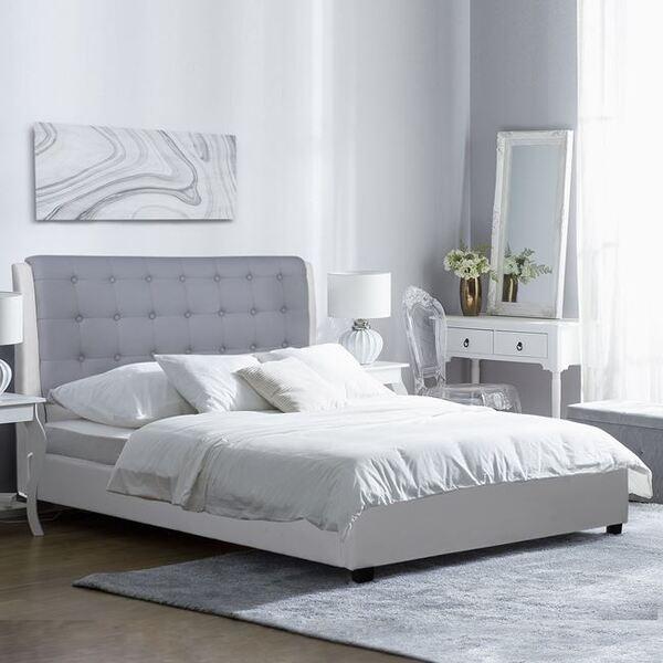 Кожена спалня Ванити 160x200