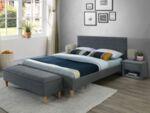 Тапицирана спалня Азуро 160X200