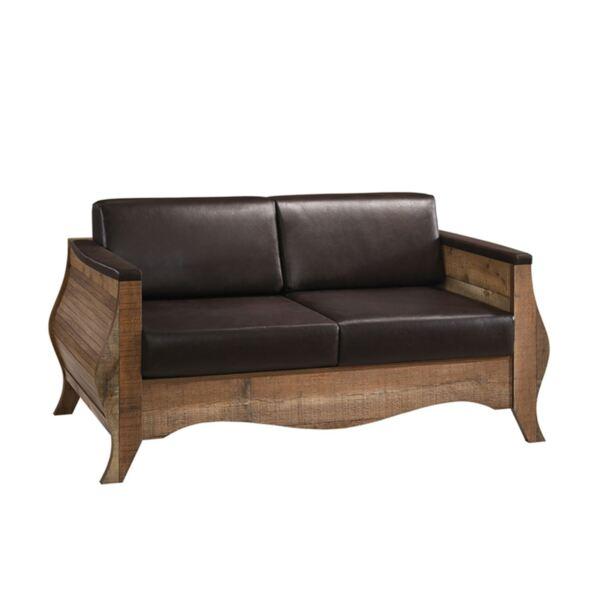 Двуместен диван Скарлет в стил Рустик