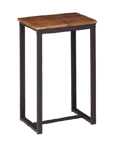 Бар стол Хенри в два цвята