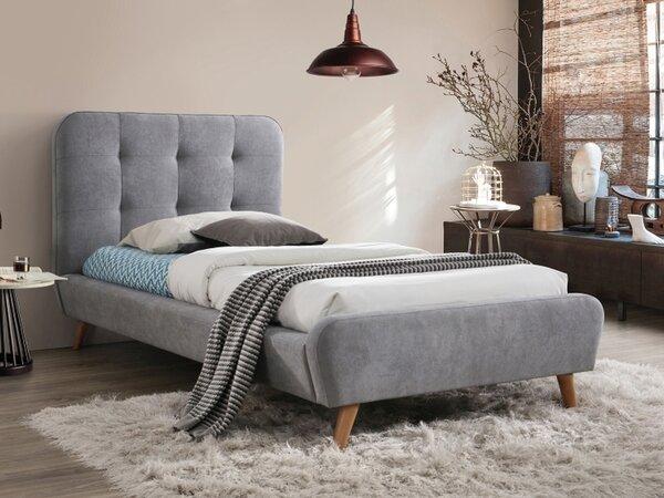 Тапицирано легло Тифани 90Х200 в 2 цвята