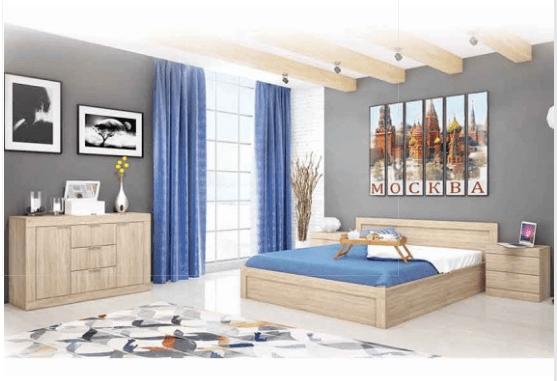 Спален комплект Казабланка