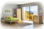 Спален комплект Монтана 160Х200