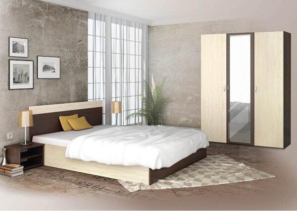 Спален комплект Естела 160Х200 в два цвята