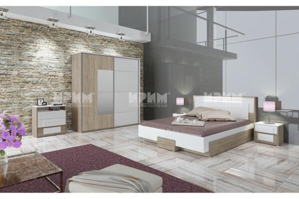 Спален комплект Нелия 160х200
