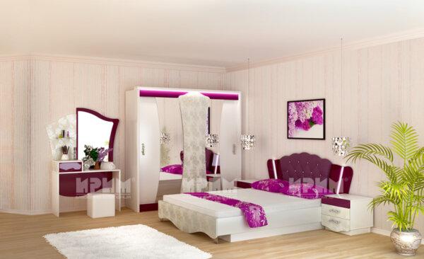 Спален комплект Пенелопе 160х200