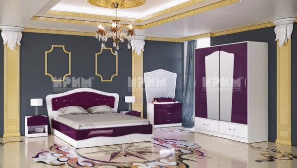 Спален комплект Роксана 160х200