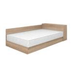 Легло приста Мареа 1 с еднолицев матрак Мареа Бонел, ракла и повдигащ механизъм