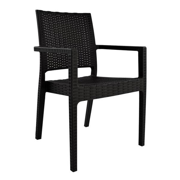 Ратанов градински стол Бри