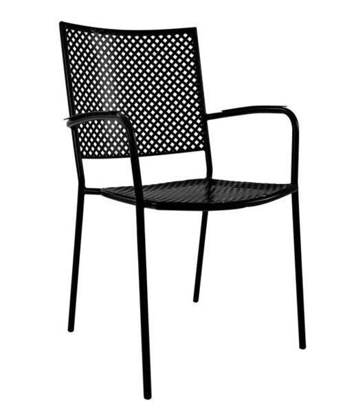 Метален градински стол Изи