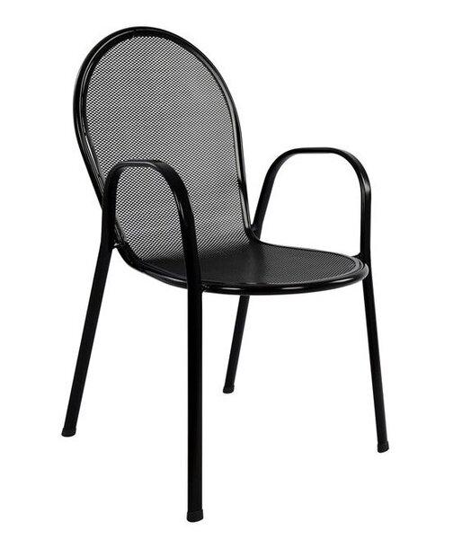 Метален градински стол Хари